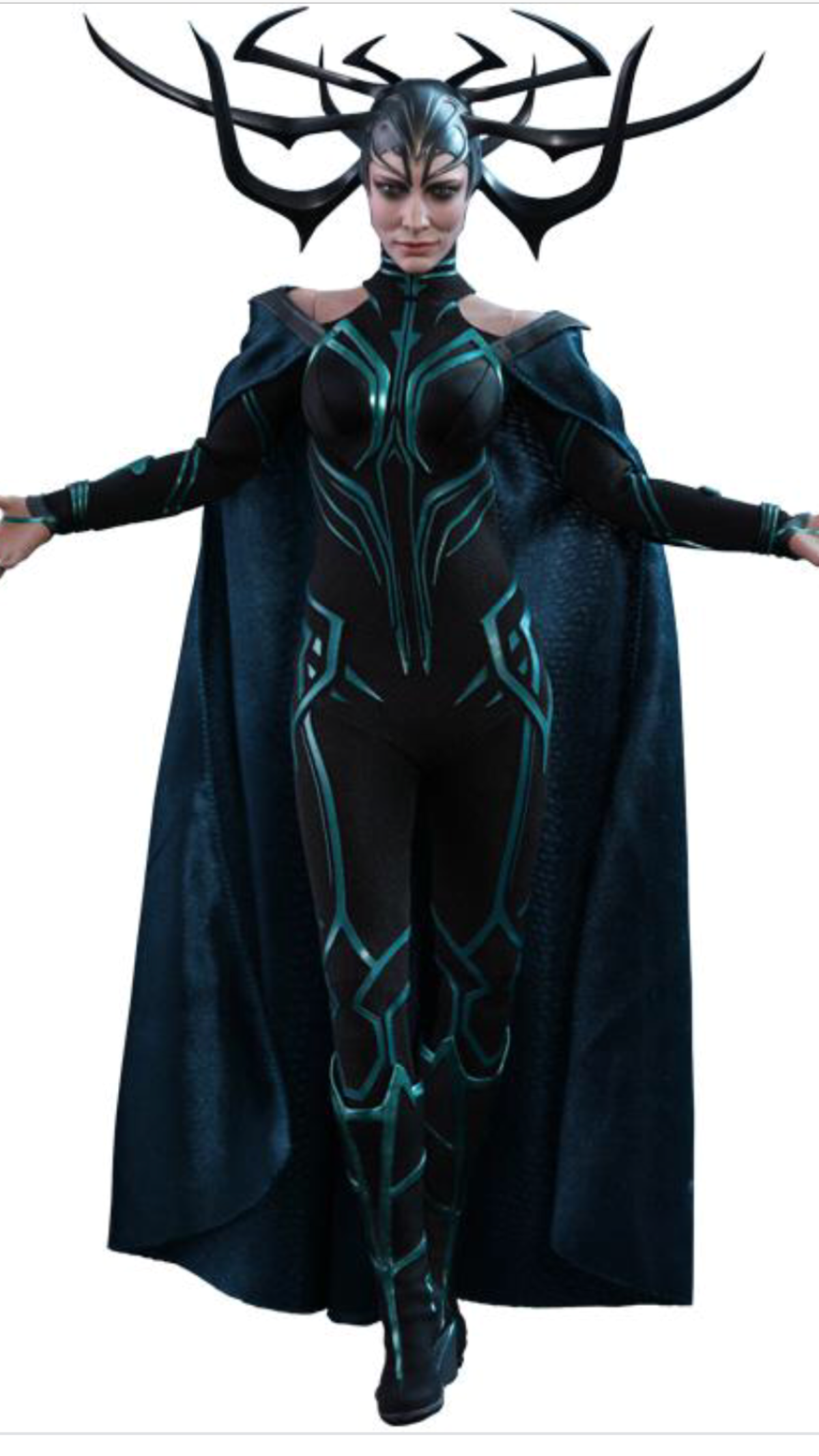 Hela of a costume-top Part 1